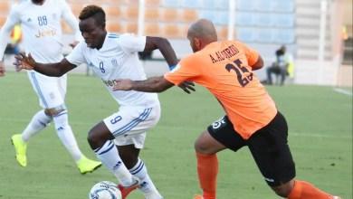 Photo of Etor Daniel assists as 10-man Al Nasr pip Al-Shabab