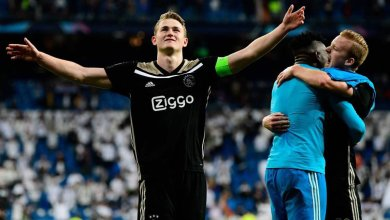 Photo of Matthijs de Ligt: We defeated Real Madrid, Ajax ready for any team