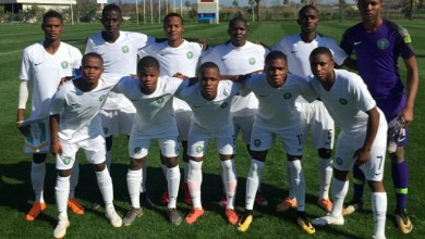 Photo of Nigeria 3 Angola 1:  Olusegun Kunle scores again as Golden Eaglets conclude UEFA Assist with another win