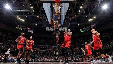 Photo of NBA wrap: Cavs shock Raptors, Clippers crush Celtics