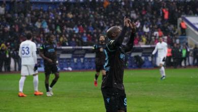 Photo of Unstoppable Nwakaeme fires Trabzonspor past Erzurum at Kazim Karabekir Stadyumu