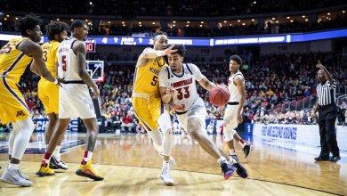 Photo of 2019 NCAA Tournament: Jordan Nwora's double-double fails to save Louisville against Minnesota