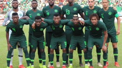 Photo of Super Eagles move up places, now World's 42nd & Africa's 3rd in latest FIFA Rankings