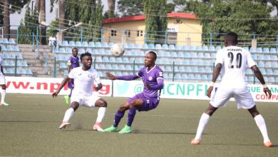 Photo of MFM and Enyimba share points as Olukoya Boys continue search for first win against Peoples' Elephants