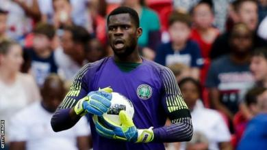 Photo of HT: Nigeria 1 Seychelles 1: Uzoho's blunder puts visitors back after Ighalo's 7th qualifiers strike