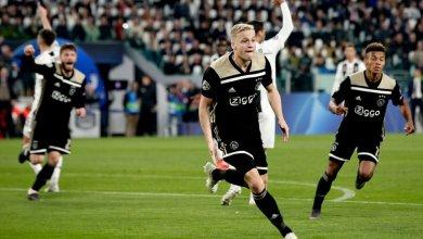 Photo of Juventus 1 Ajax 2 (2-3 agg): Van de Beek, De Ligt complete incredible comeback