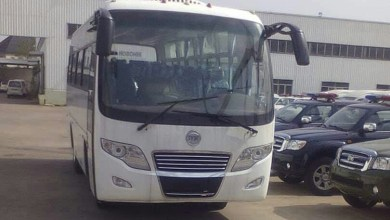 Photo of Sunshine Stars Get Brand New Team Bus, ODSFA Expresses Gratitude To Ondo Government