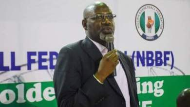 Photo of KIDA IS IN-CHARGE OF NIGERIA BASKETBALL- FG