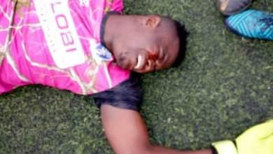 Photo of Chibundu Amah nine-minute hat-trick helps Sunshine trash Lobi Stars as coach knocks out player