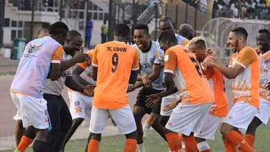 Photo of Akwa United qualify for State FA semis despite 3-1 aggregate loss to Algon Boys FC