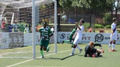 Photo of Flying Eagles striker Nazifi Yahaya scores four goals in two games in Denmark