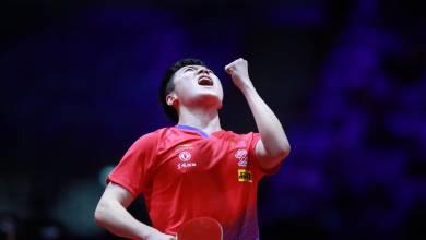 Photo of ITTFWorlds2019 Aruna Quadri's conqueror, Fan Zhendong beaten by 22-year-old Liang Jingkun in Men's Singles R16