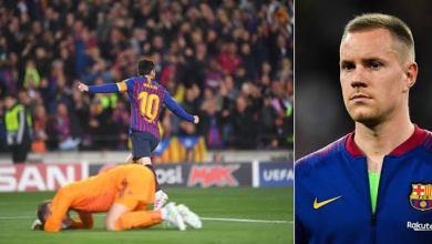 Photo of Marc-Andre ter Stegen: Why I didn't celebrate Messi's goal after De Gea's error