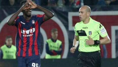 Photo of Simeone Nwankwo scores 6th league goal in 4th game to fire Crotone past Perugia