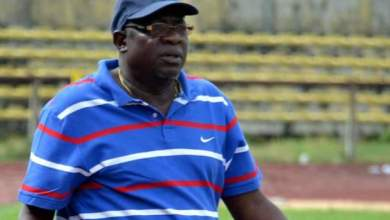 Photo of Lobi Stars coach Ogebide slumps and dies