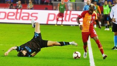 Photo of Henry Onyekuru on target as Galatasaray claim derby win to go top in Süper Lig