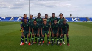 Photo of BREAKING: Super Falcons Are WAFU Women's Cup Champions