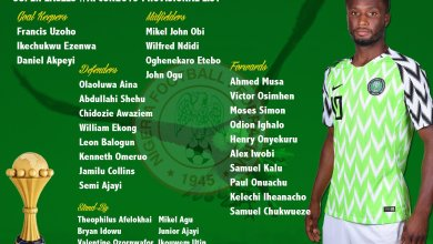 Photo of Rohr Invite Mikel Obi, Musa, Iheanacho and 22 others for AFCON 2019 camp