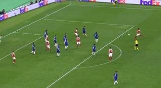 Photo of VIDEO: Alex Iwobi super volley in Europa League final against Chelsea