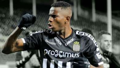 Photo of Victor Osimhen Voted Charleroi's Player Of The Season