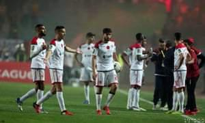 Photo of CAF Orders Replay Of Champions League Final