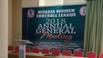 Photo of Draws Held For 2018/19 Nigeria Women Premier League Season