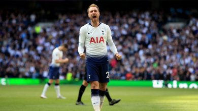Photo of Eriksen Hints At Tottenham's Exit