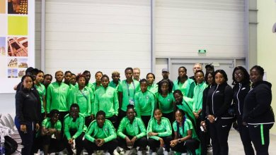 Photo of Super Falcons Arrive Rennes, Ready To Run Over France