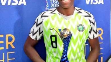 Photo of Nigeria 2 Korea 0: Asisat Oshoala named player of match