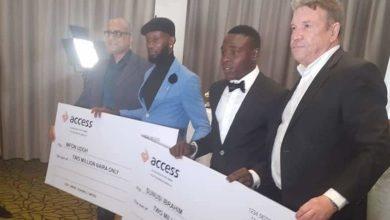 Photo of Eunisell rewards 2019 NPFL top scorers Udoh & Sunusi