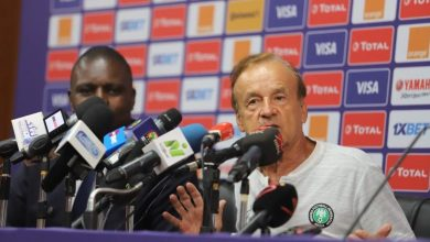 Photo of Rohr: Nigeria will use Cameroon to show Nigerians that defeat to Madagascar was an accident