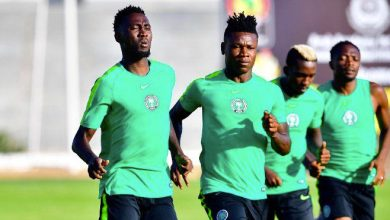 Photo of Samuel Kalu rushed to the hospital on the eve of Super Eagles' AFCON opener
