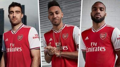 Photo of Arsenal Reveal Home Kit For 2019/20 Season As Leno Gets No1 Squad Number