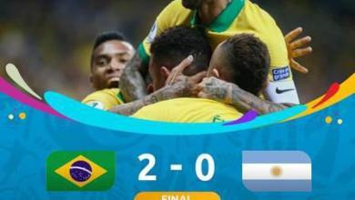 Photo of Jesus Strikes As Brazil Down Argentina To Reach Copa America Final