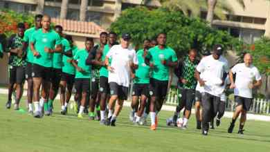 Photo of Nigeria drops one place in latest FIFA Rankings
