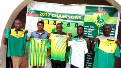 Photo of NPFL: Plateau United Sign Kit Sponsorship With Ejig Sports