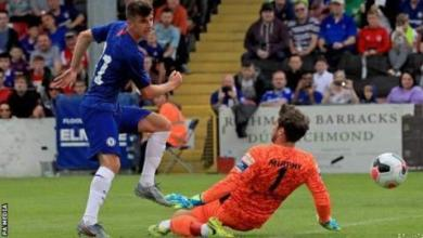 Photo of Chelsea Claim First Win Under Lampard