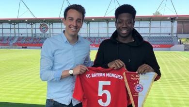 Photo of Bayern Munich sign Nigerian player