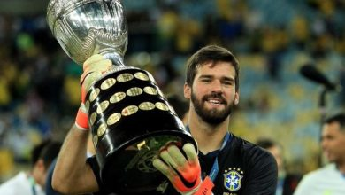 Photo of No Alisson Becker as FIFA announces 10 for 2019 Best Player award