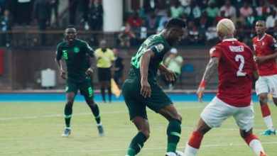 Photo of Egypt 2019: Eagles lose Mikel to injury