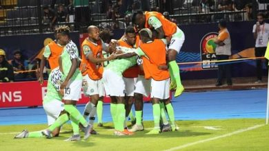 Photo of Odion Ighalo's brace helps Super Eagles end Indomitable Lions unbeaten AFCON run
