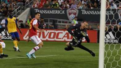 Photo of Pre Season: Debut Goal For Martinelli As Saka, Olayinka Scores To Help Arsenal See Off Colorado Rapids