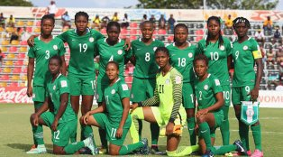 Photo of 12th AAG: Falconets Win Opening Match
