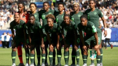 Photo of Tokyo 2020: Super Falcons To Fly To Algeria On Saturday