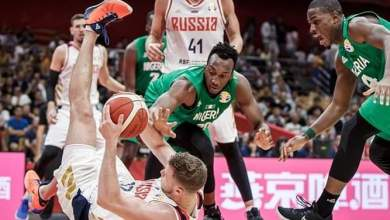 Photo of Little details behind Nigeria's painful 82-77 loss to Russia in FIBA 2019 opener
