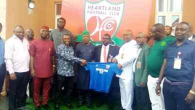 Photo of NPFL: Ilechukwu Unveiled As Heartland Coach, Tasked To Bring Glory To Imo State