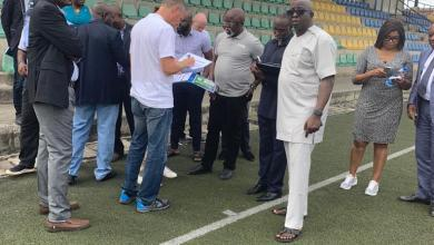 Photo of U20 Women's World Cup: FIFA Inspects Lagos Host City