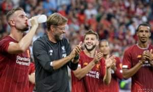 Photo of Klopp Says Liverpool Will Improve Despite Lack Of Signings