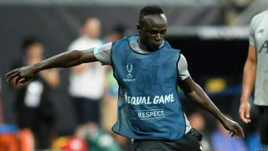 Photo of Mane Ready To Start UEFA Super Cup