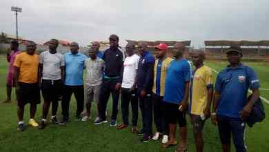 Photo of Imo SSA On Sport Kanu Visits Heartland Team Camp